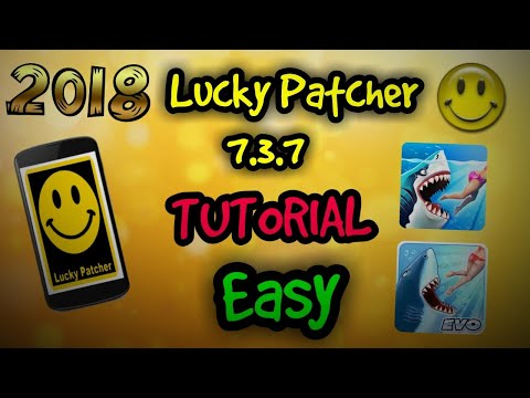 Lucky Patcher | Tutorial 2018 | UPDATED!| Hack Almost Any Game