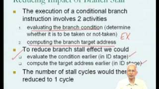 Mod-05 Lec-24 Pipeline Hazards (contd.)