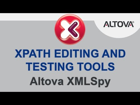 XPath Editing and Testing Tools