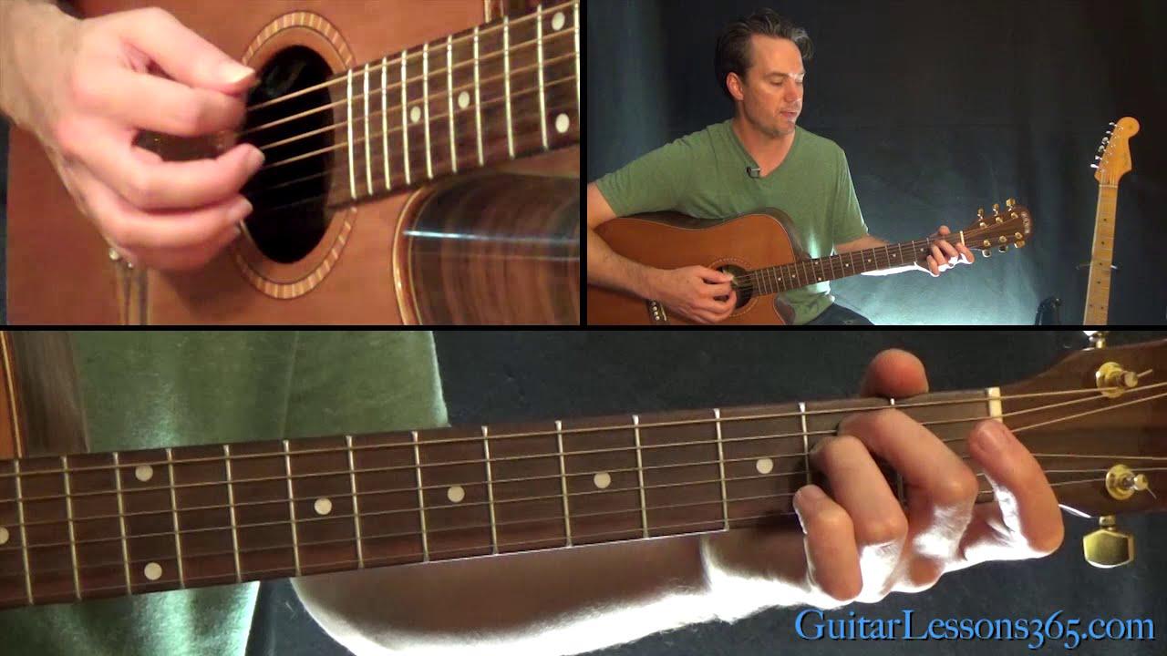Eleanor Rigby Guitar Chords Lesson (Easy Beginner Guitar) – The Beatles