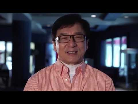 WATCH: JACKIE CHAN'S BEST STORY EVER
