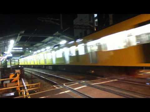 Seibu Ikebukuro Line - Ekoda Station (видео)