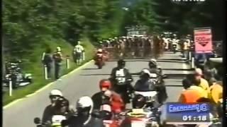 Madonna di Campiglio Italy  City new picture : Giro d'Italia 1999 - 20 Madonna di Campiglio Pantani