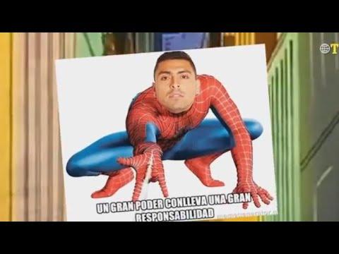 SpiderJara   – Cancion oficial de Gonzalo Jara Heroe Nacional