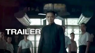 Nonton The Grandmasters Chinese Trailer #1 (2013) - Wong Kar Wai IP Man Movie HD Film Subtitle Indonesia Streaming Movie Download