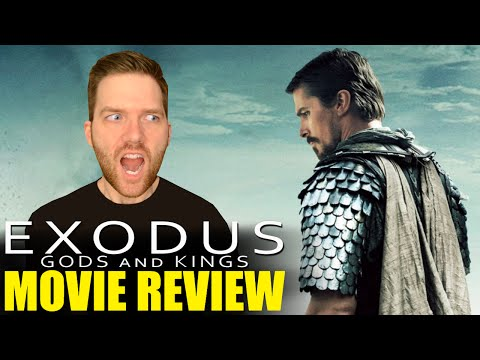 Exodus: Gods and Kings – Movie Review
