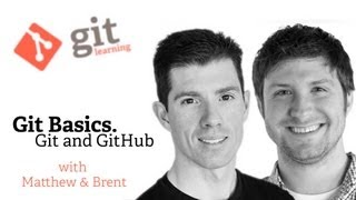 Webcast? The Basics Of Git And GitHub ? July 2013