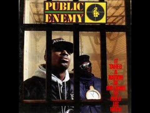 Public Enemy - Night of the Living Baseheads online metal music video by PUBLIC ENEMY