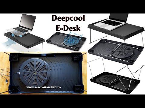 Stand pentru racire laptop Deepcool E-Desk 18.4