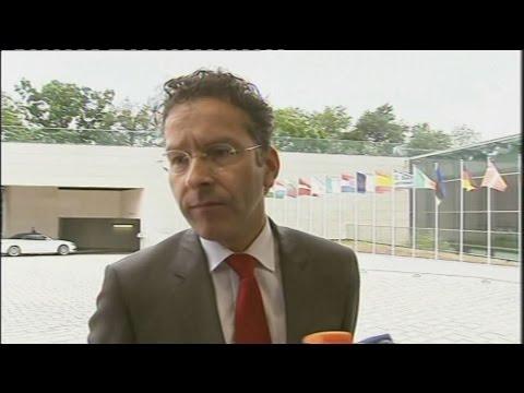 Γ. Ντάισελμπλουμ: Στην ελληνική πλευρά επαφίεται το επόμενο βήμα για τη συμφωνία.