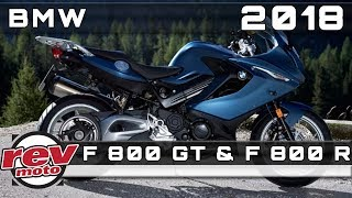 5. 2018 BMW F 800 GT and BMW F 800 R Review Rendered Price Release Date