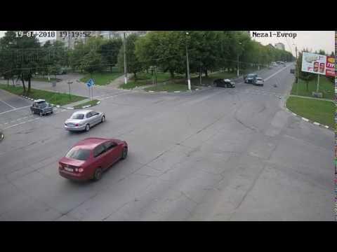 ДТП в Калуше на улице Независимости