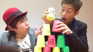 Daichi x SEOPPI (Sport Stacking) [Daichi Amazing Collaboration Films #21]