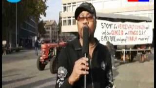 Kabila dégage na Zürich ezalakí ya koyínda! Marche ya Kabila dégage na ezalí ya koyínda opɛsí Mbwá, Mbwá abooooooyi! Kongó tɛ́lɛma, engumba Tsúri, ...