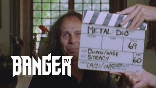 RONNIE JAMES DIO Interviewed In 2004 About Religion And The Devil Raw & Uncut