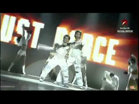 Just Dance winner Ankan Sen   Hrithik Dance video HD 720p   YouTube
