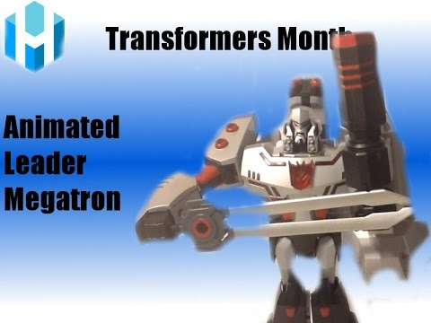 TF Month - Megatron Week Day 4: Animated Megatron Review