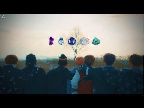BTS ● birthstones