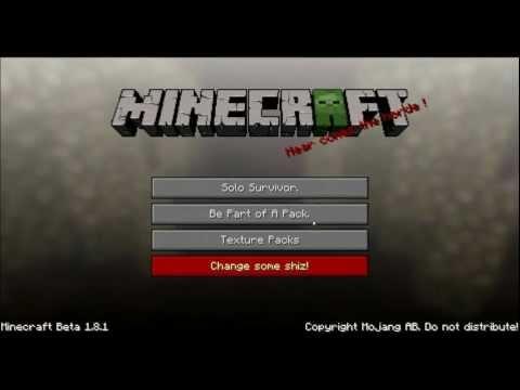 Minecraft: ZombieLand Mod v1.1.3