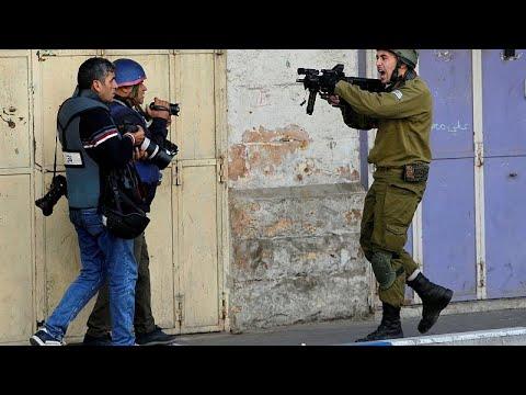 Israel: Filmen von Soldaten soll verboten werden