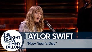 "Video Taylor Swift Debuts ""New Year's Day"" MP3, 3GP, MP4, WEBM, AVI, FLV Maret 2018"