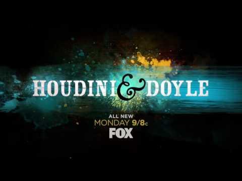 "HOUDINI & DOYLE   Preview  ""Bedlam""   FOX BROADCASTING"
