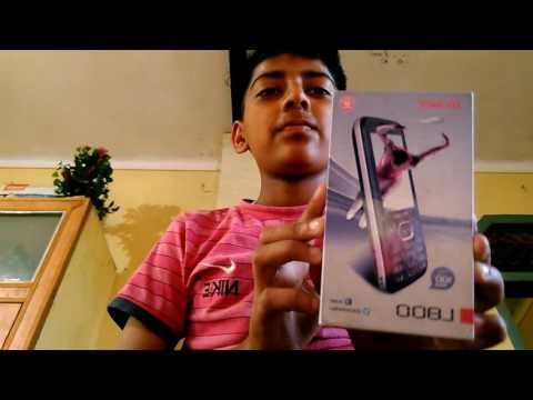 Gionee L800 unboxing