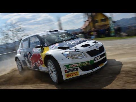 ORM Rebenland Rallye 2015 - Action