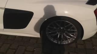 11.03.2017 - new Audi R8 V10 GT Mule - Nürburgring Nordschleife