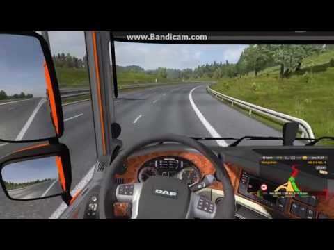 DAF XF Euro 6 Stock reworked & Open Pipe sound