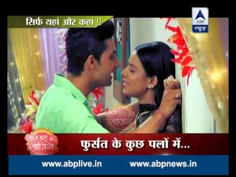 Sid showers all his love on Roshni
