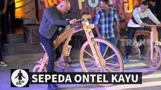 Video SEPEDA ONTEL BERBAHAN KAYU | HITAM PUTIH (11/03/19) PART 1 MP3, 3GP, MP4, WEBM, AVI, FLV Mei 2019
