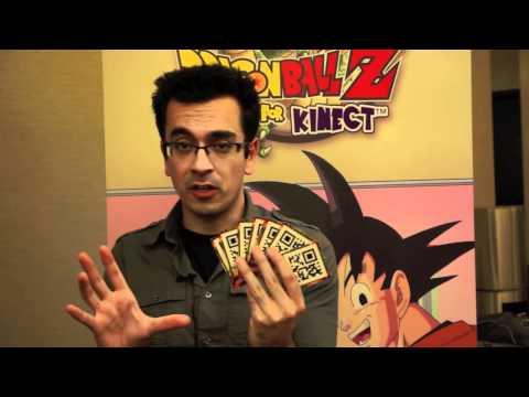 Dragon Ball Z Kinect - Preview