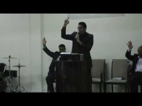 Comunidade União Cristã - Pregação - Campanha O Agir de Deus - Is 43.13 - Diac. Leandro