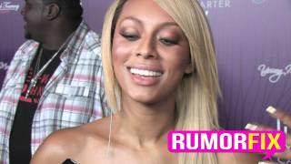 Video Keri Hilson Dishes On Beyonce And Jay-Z MP3, 3GP, MP4, WEBM, AVI, FLV Januari 2018