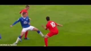 las mejores jugadas de fútbol en este vídeo corto