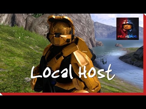 Season 7, Chapter 5 - Local Host   Red vs. Blue