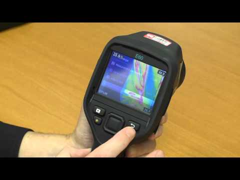 An Introduction to the FLIR E60 Thermal Imaging Camera