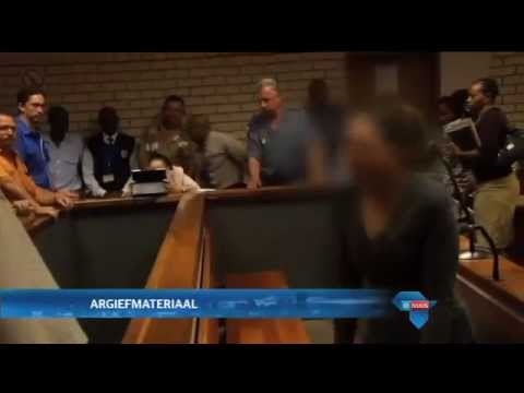 Man 10 jaar tronk toe vir Baba L se mishandeling / Man jailed for 10 years for Baby L's abuse