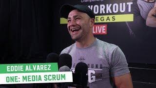 Eddie Alvarez Blasts UFC Lightweight Title Picture: Tony Ferguson is