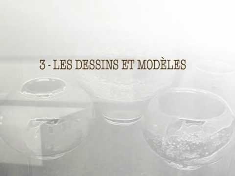 Propriété industrielle - chapitre 3 : les dessins et modèles en simples mots