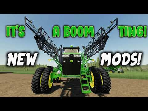 John Deere 4940 Self-Propelled Sprayer v1.0.0.0