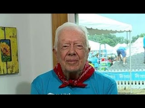 Jimmy Carter: Our country is much more polarized than it ever was