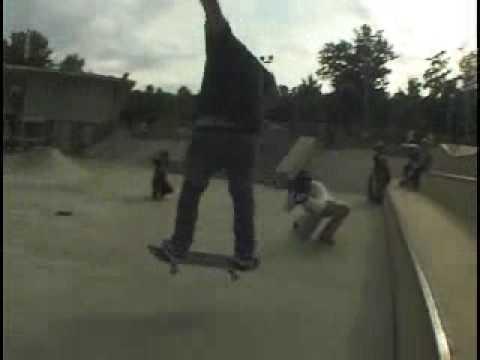 Go Skateboarding Day - Arlington Skatepark, VA 2007