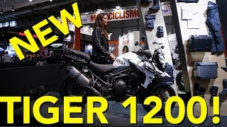 4. 2018 Triumph Tiger 1200 First Look
