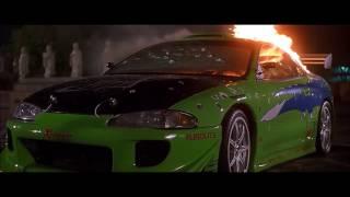 Nonton Dominic Toretto (Vin Diesel) yells,