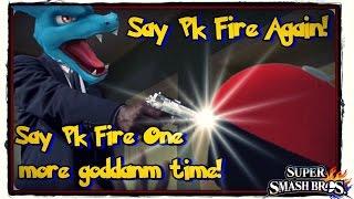 PK FIYAH! PK FIYAH! PK…Nope. – Smash 4 Salty