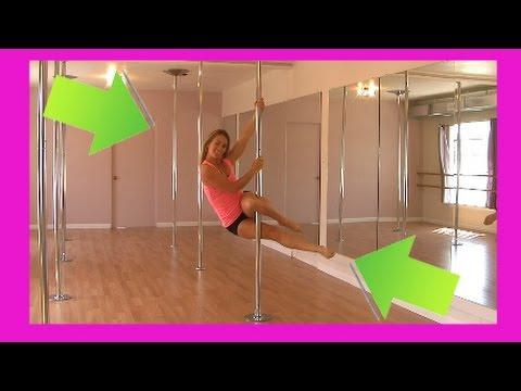 Pole dance в домашних условиях. Обучающее видео онлайн