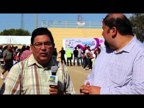 Entrevista En Vivo Lic. Adolfo Calette