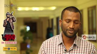 Director Suseenthiran Speaks at U1 100 Live In Concert